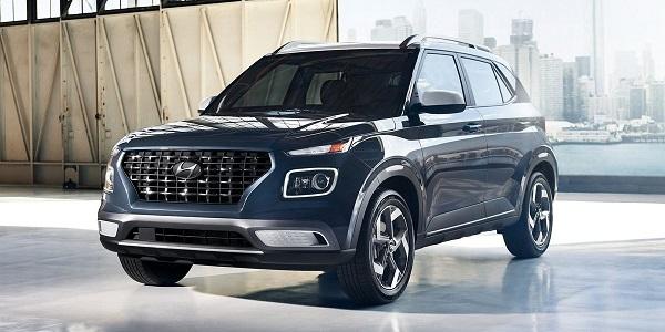 2021 Hyundai Venue SEL American Muscle Sweepstakes