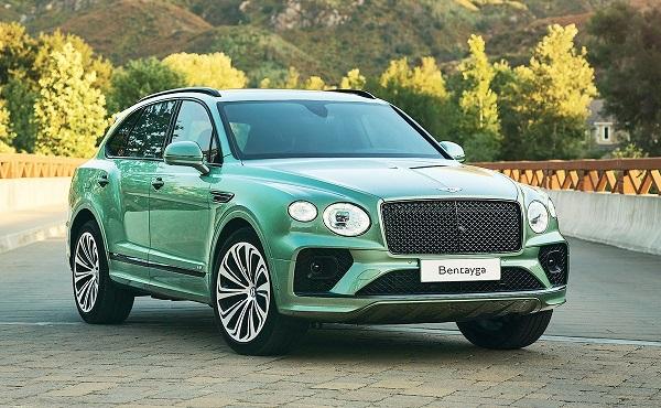 2021 Bentley Bentayga Sweepstakes