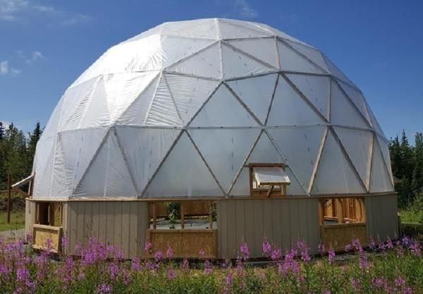 King Dome Greenhouse